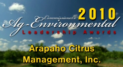 Ag Environmental Leadership Award